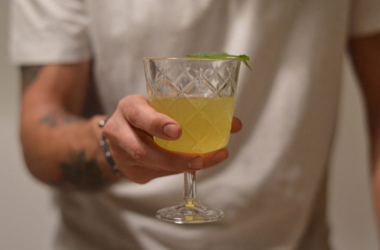 southside, cocktail, gin, mixology, bartender, the style pusher, gabriele stillitani, lavinia biancalani, proibizionismo