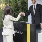 lavinia biancalani, Facebook live, Facebook diretta, Renault, renault italia, suite megane, megane renault, megane grand coupè