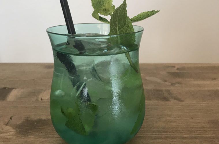 greenery, aloe vera, analcolico, coktail, bartender, mixology, gabriele stillitani, drink, videorecipe, videoricetta