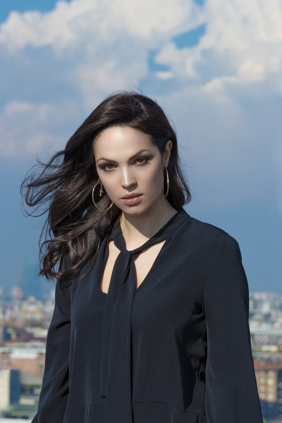 Lavinia Biancalani, Spotlight Palette, Smashbox Cosmetics