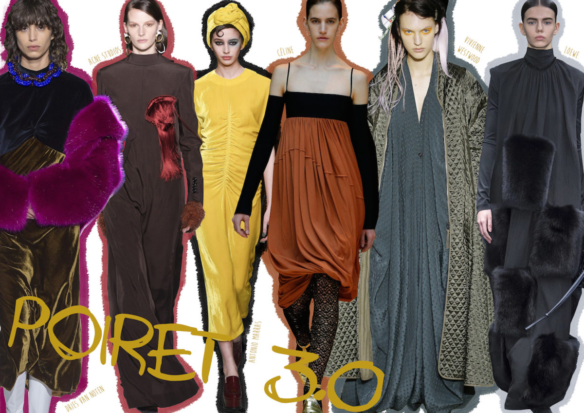 paul poiret, poiret, designer, fashion history, modernist, domizia vanni