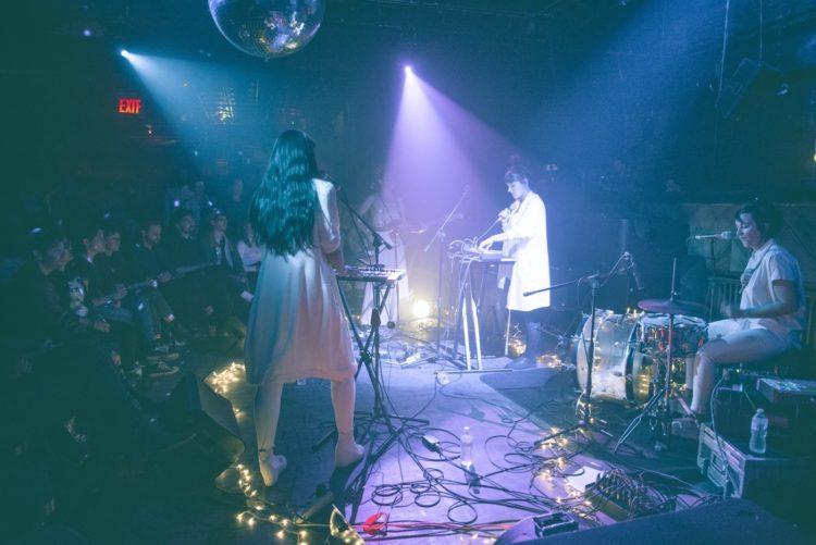 the hum, women , music, new york, good room, brooklyn, drew citron, ela minus, NOIA, bascabulla, valentina blu