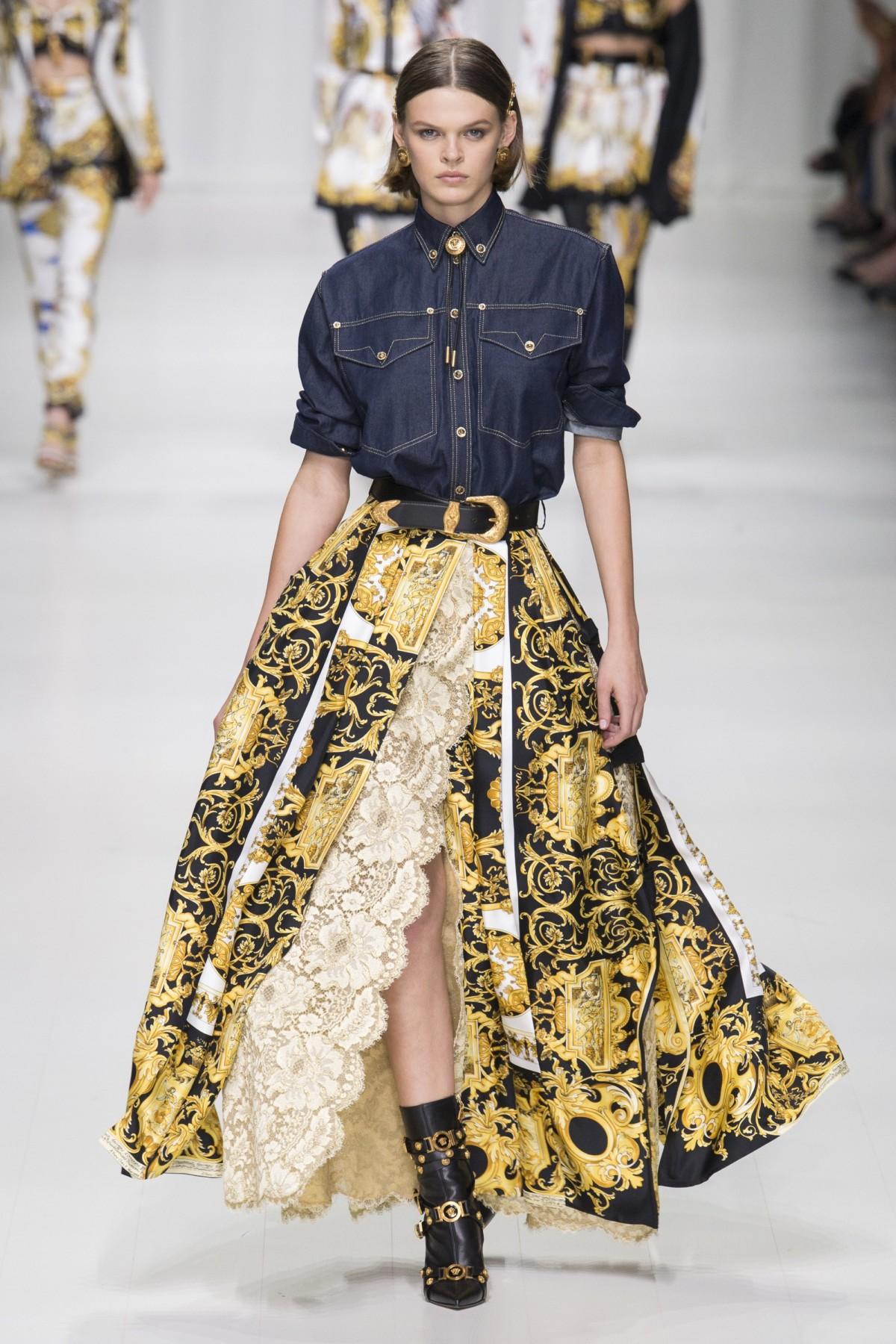 pe 18, martino carrera, prada, versace, Jil Sander, roberto cavalli, fashion show, moda, milano fashion week,