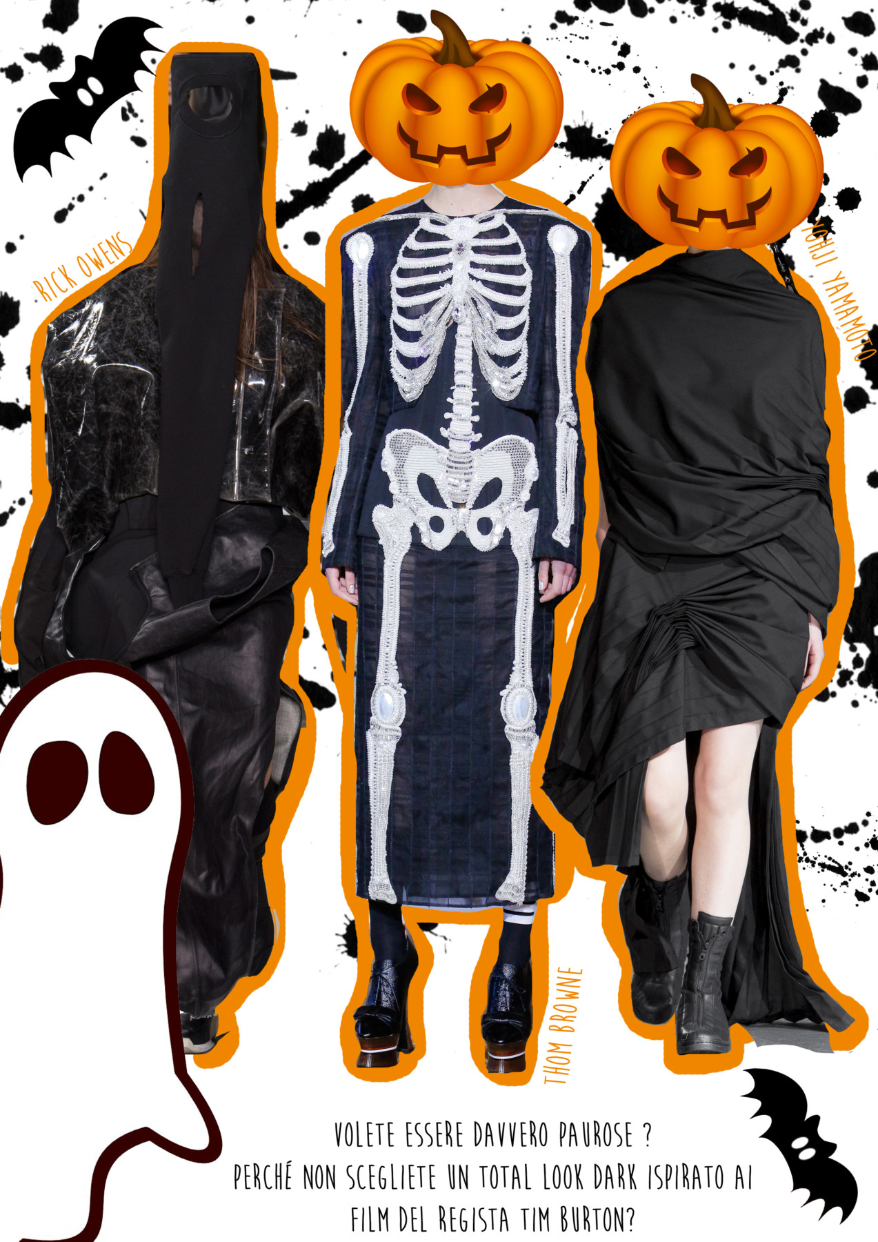 HALLOWEEN COSTUMEs, halloween, domizia vanni, ottobre, fashion, party, dolcetto scherzetto,
