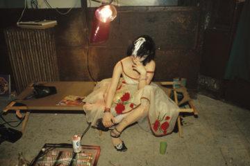fotografia, mostra, triennale di milano, nan golding, new york, crudele realtà, gloria presotto,