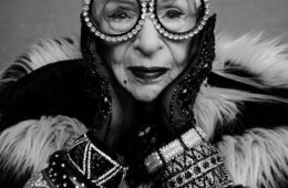 Iris Apfel, fashion, icon, accessories, domizia vanni,