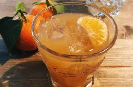 Smoky Tangerine, drink, cocktail, gabriele stillitani, mixology, mandarini, mezcal, sciroppo d'agave, video ricetta, video recipe,