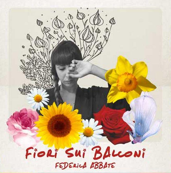 music, cantautrice, paroliera, luisa lenzi, federica abbate, nuovo singolo, fiori sui balconi,
