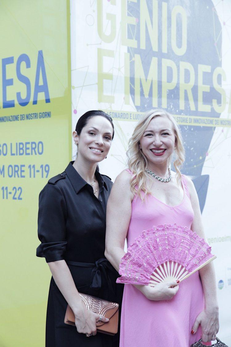 genio e impresa, mostra, milano, Lavinia Biancalani, Arianna Chieli